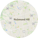 Map Richmond Hill
